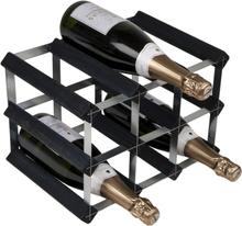 RTA Vinställ 9 flaskor svartbets