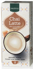 Fredsted Chai Latte Karamell 8 Sachets