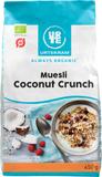 Urtekram Müsli Coconut Crunch EKO 450 g