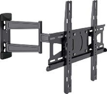 MountMassive MNT 208 - Wall mount black for audio/video MNT 208