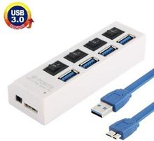 USB 3.0 Hub 4-Porttinen