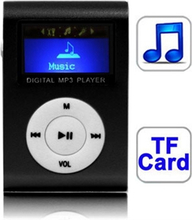 MP3 Spiller med LCD skjerm