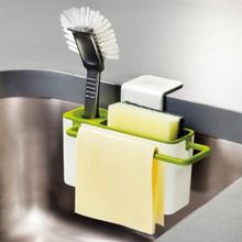Teline tiskialtaaseen tiskirätille -ja harjalle