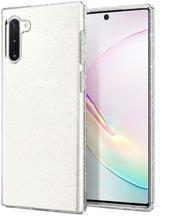 Spigen SGP Liquid Crystal Glitter Hüllen für Samsung Galaxy Note 10 - Crystal Quartz