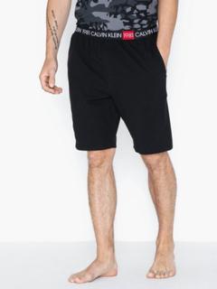 Calvin Klein Underwear Sleep Short Nattøy Black