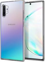 Spigen SGP Liquid Crystal Hüllen für Samsung Galaxy Note 10 Plus - Kristallklar