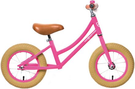 """Rebel Kidz Air Classic Lapset potkupyörä 12,5"""" , vaaleanpunainen 12,5"""" 2019 Lasten kulkuneuvot"""