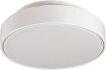 Westal Triton Plafond LED, vit, 3000 K