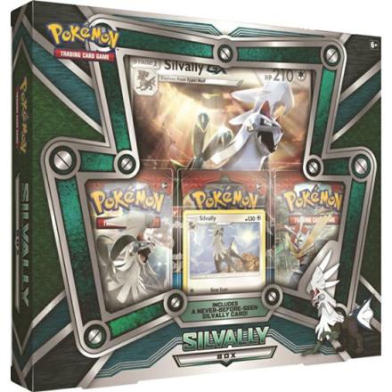 Pokémon - Sivally Collection Box