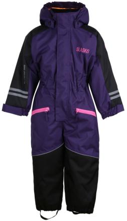 Vinteroverall Slaskis Junior 130-170 cl Dark Purple Overall Juniorstorlekar Slaskis, Slaskis