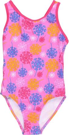 Hedda Swimsuit Pink Baddräkt Barn, Lindberg