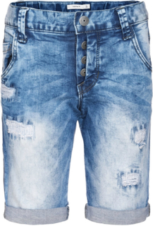 Bash Long Shorts Medium Blue Denim, Name It