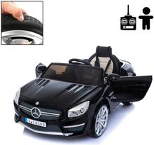 Rull Elbil - Mercedes SL63 svart