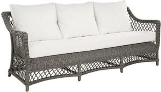 Artwood Marbella 3-sits soffa inkl. dynor - Vintage