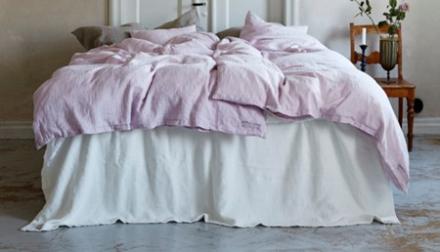 Lovely Linen by Kardelen Lovely linen sängkappa – Off white, 290x290