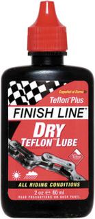 Finish Line Teflon Plus Smøremiddel 60 ml 2019 Smøremiddel