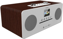 Internett Radio/CD/AUX/Bluetooth