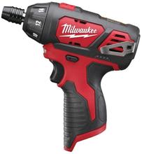 Milwaukee M12 BSD-0 Skruvdragare utan batterier och laddare
