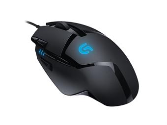 Logitech G402 Hyperion Fury Gaming Mouse, Världens snabbaste gamingmus