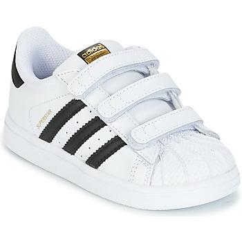 adidas Sneakers SUPERSTAR CF I adidas - Spartoo
