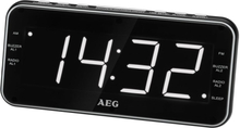 AEG clockradio MRC 4157, sort