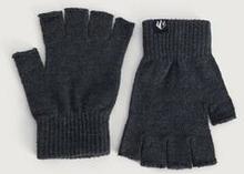 STATE OF WOW Vantar Vitus Cut off gloves Grå