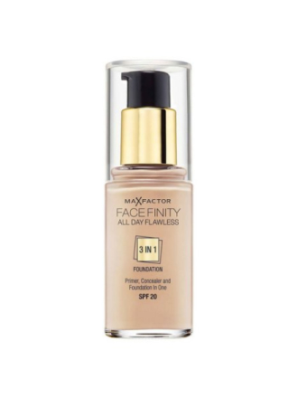 Foundation - Warm Almond Max Factor Facefinity All Day Flawless Foundation