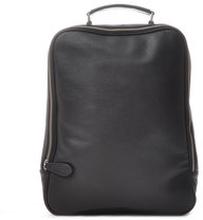 Ryggsäck, Ravenna Backpack Black leather