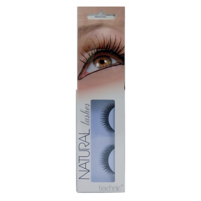 Technic Natural Lashes False Eyelashes BC14 1 kpl