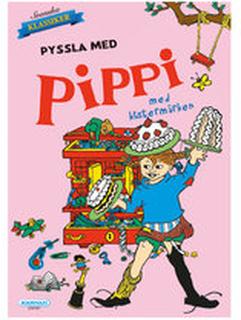 Pysselbok, Pyssla med Pippi Långstrump
