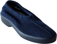 Arcopedico New Sec Tygskor Navy