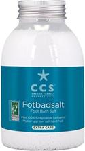 CCS Fotbadsalt Oparfymerat