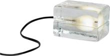 Block Lampa mini Klar