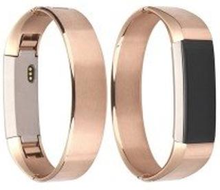 Fitbit Alta snap-on klockarmband - Rosa guld