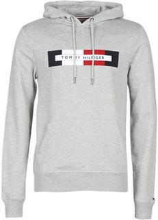 Tommy Hilfiger Sweatshirts HILFIGER LOGO HOODY Tommy Hilfiger