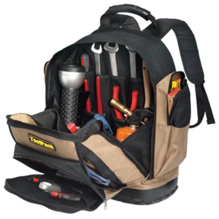 Toolpack rygsæk Adaptable 360.089 til værktøj