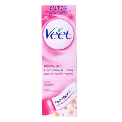 Veet Hair Removal Cream Normal Skin 100 ml