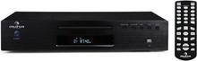 MP3-CD-spelare Auna AV2-CD509 radiomottagare USB-MP3
