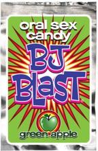 BJ Blast - Oralsex-Smak Med Effekt - Äpple