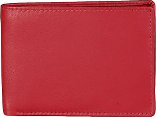Made in Italia Gjort i Italia mäns plånböcker röd