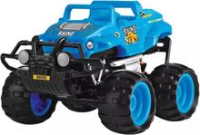 Monster Smash-Ups Radiostyrd bil Rhino blå TY5873C-1