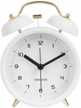 Väckarklocka - Karlsson Classic Bell White
