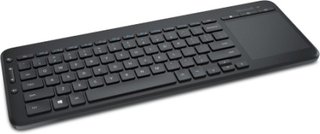 Microsoft All-in-One Media Tastatur (Nordisk)