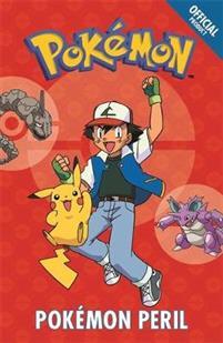 Official Pokemon Fiction: Pokemon Peril - CDON.COM
