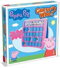 Guess Who Peppa Pig - Boardgame