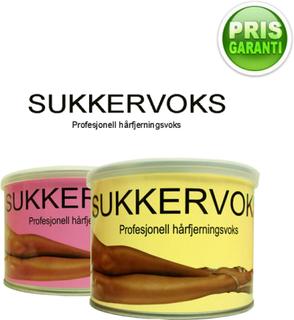 Sukkervoks - Velg variant à 500g