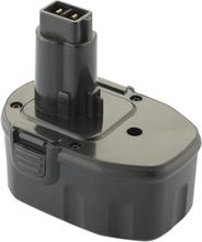 Værktøjsbatteri kompatibel med bl.a. Dewalt batteri DE9091