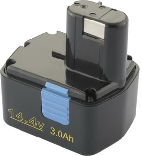 Batteri til Hitachi værktøj - 14,4V - kompatibel med bl.a. EB1414L, EB1420RS