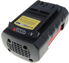 Batteri til Bosch værktøj - 36V - kompatibel med bl.a. 2 607 336 108