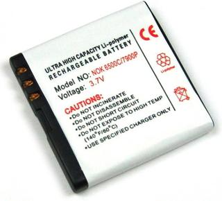 Batteri til Nokia 7900 Prism og 6500 Classic (BL-6P)